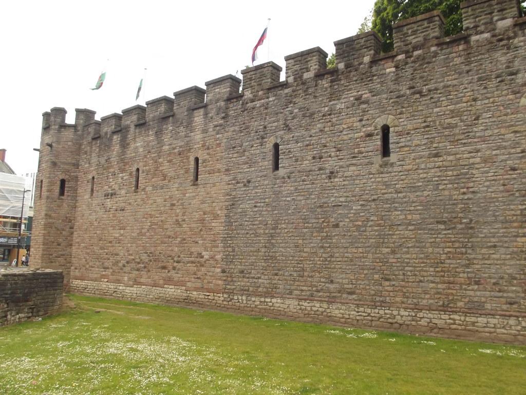 Cardiff Castle - Kingsway, Cardiff