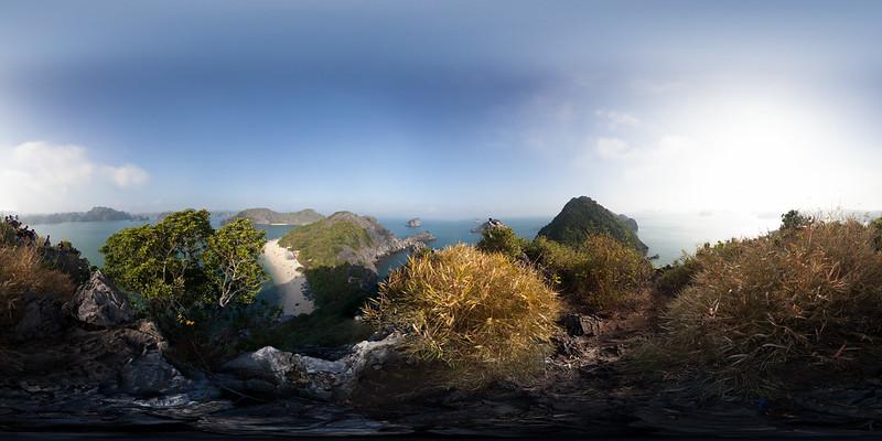 Monkey Island @ Lan Ha Bay, Vietnam