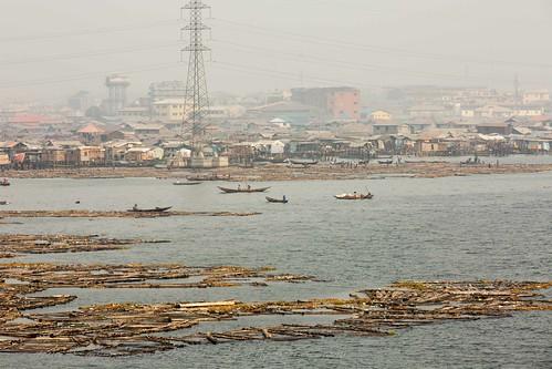 lagos makoko nigeria veniceofafrica fishing slum stilts