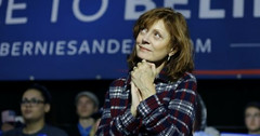 Claws are OUT! Susan Sarandon slams Debra Messing HARD, compares her to Trump