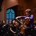 Cellist Aaron Wolff, 2016 Senior Concerto Competition winner