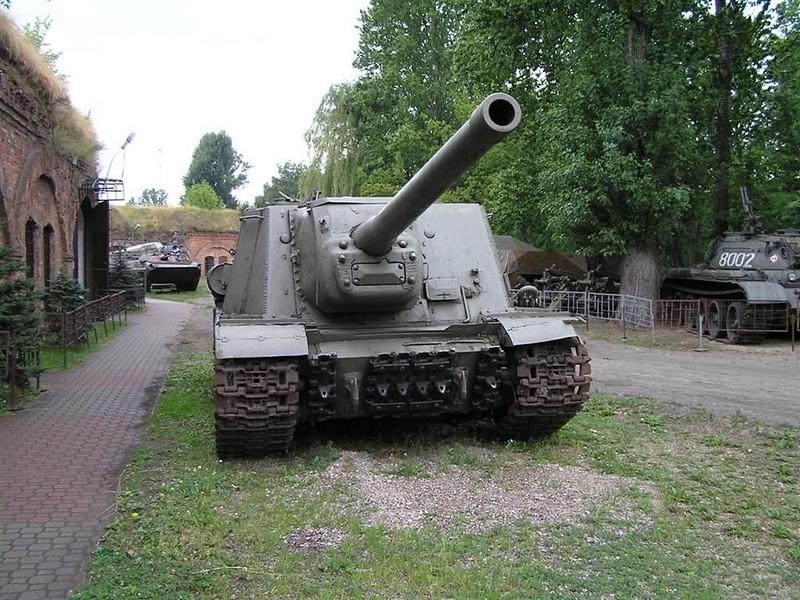 ISU-122 3