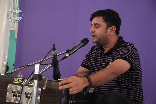 Devotional song by Saurav Girdhar from Panipat, Haryana