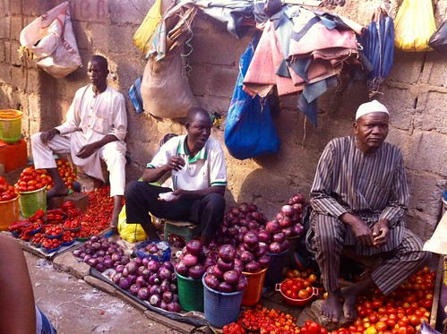 producevendorsindutsemarket dutse abuja nigeria jujufilms onions pepper tomatoes