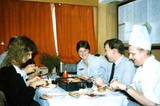 Joulu VL Valppaalla 1984