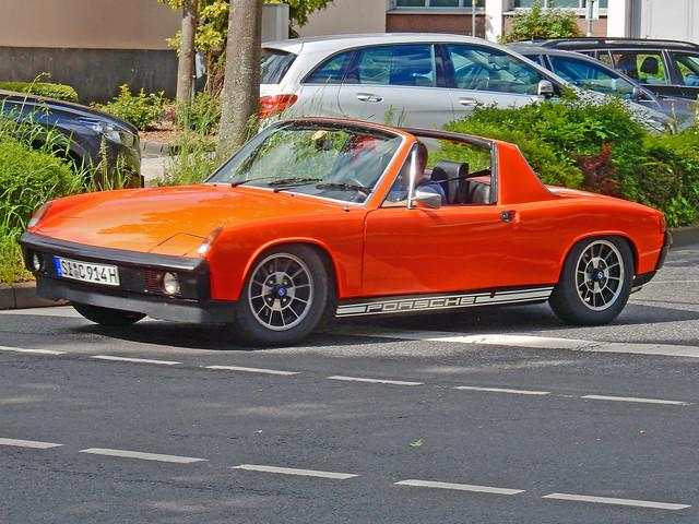 Porsche 914/6* (N1882)