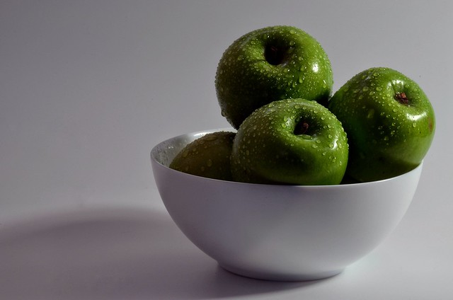 Love is like a poisonous apple, you don't know if is it's the real thing until it's too late.