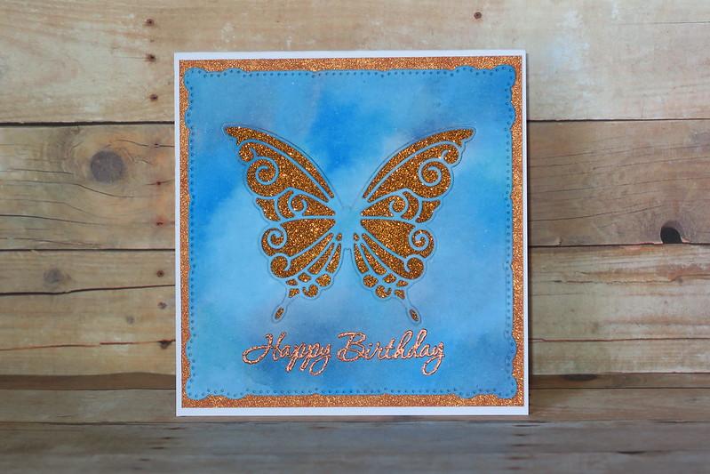 OCC Sparkle & Shine - Copper Birthday