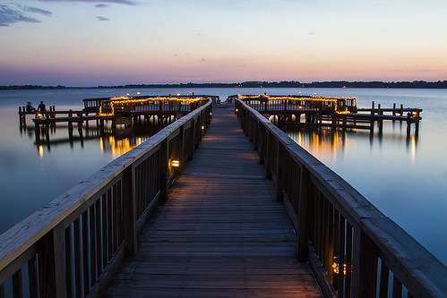 peaceful restful serene shalom florida dock mountdora