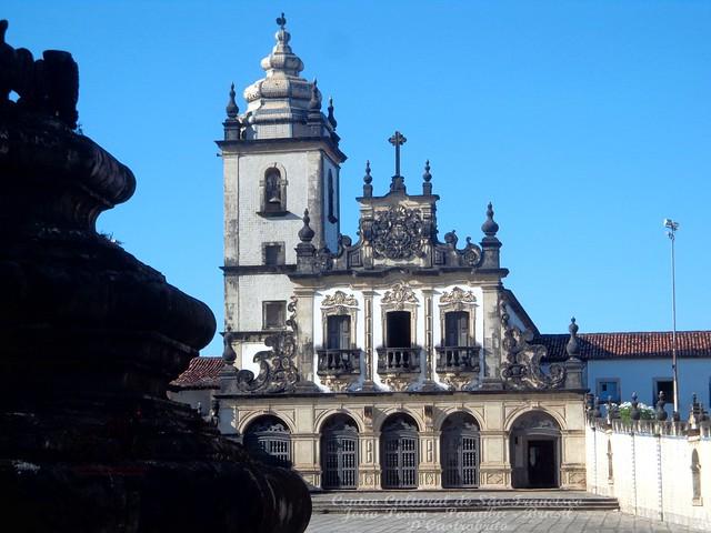 Centro Cultural de São Francisco - João Pessoa - Paraíba - Brasil.