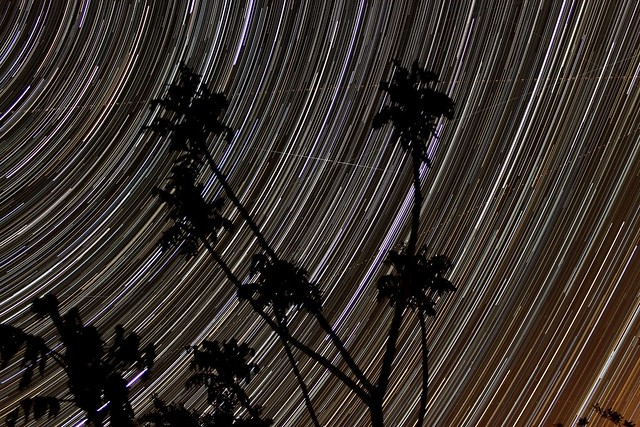 2 Hour Eastern Star Trails from Astro Farm 29/04/17