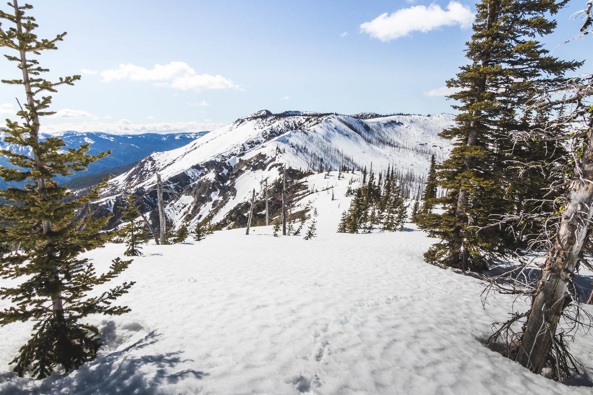 Next Stop, Angle Peak