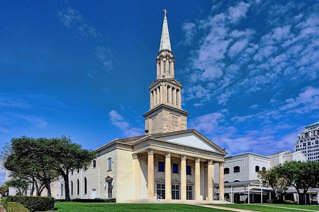 Family Church Downtown, 1101 S Flagler Drive, West Palm Beach, Florida, USA / Built: 1965