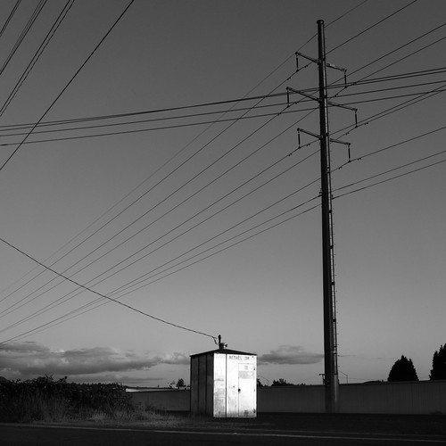 lanecounty goldenhour telephonelines sunset urbanlandscape powerlines railroadcrossing oregon monochrome eugene builtlandscape railroadtrack traintracks pacificnorthwest telephonepoles blackwhite america pnw upperleftusa magichour rosesmith rose smith