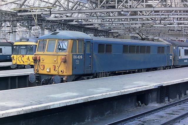 BRITISH RAIL 86426