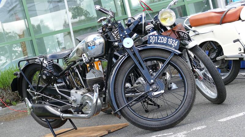 NSU  200 type 201 ZDB 1934 de Louis Meznarie  34391167780_16c2b10fe6_c