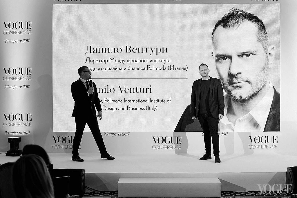 Danilo Venturi S Speech At Vogue Ukraine S Fashion Busin Flickr