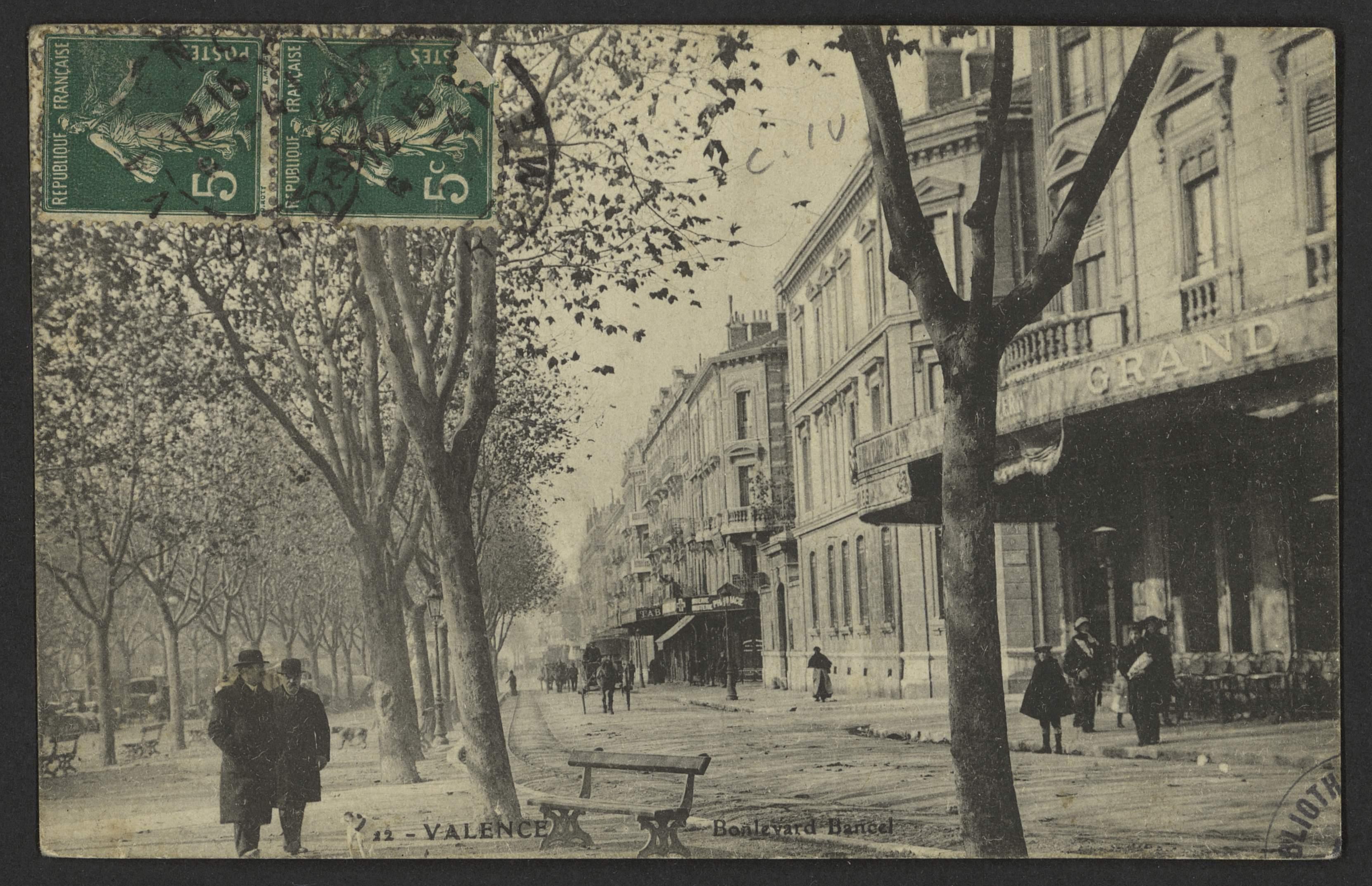 Valence - Boulevard Bancel