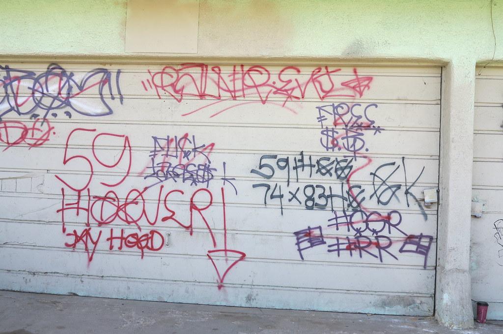 59 HOOVER CRIMINAL GANG   Los Angeles, CA    Brad   Flickr