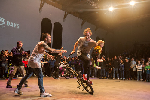 BMX Flatland - Battle of Nations | by Bike Days Schweiz