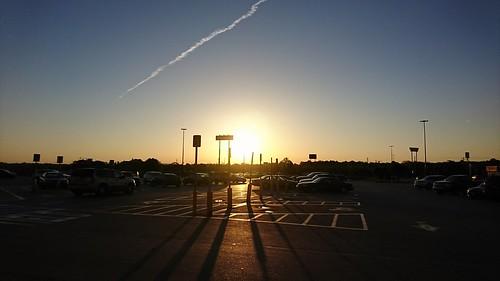 sunrise sunshine sun springfield missouri hope walmart morning