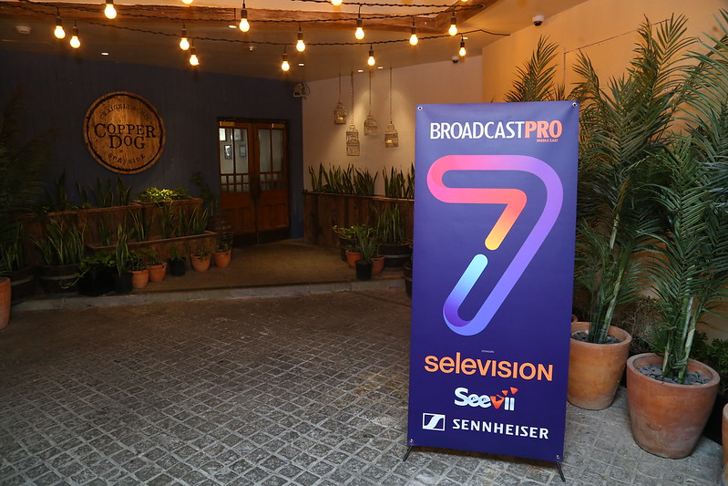BroadcastPro ME 7 Years Anniversary Party