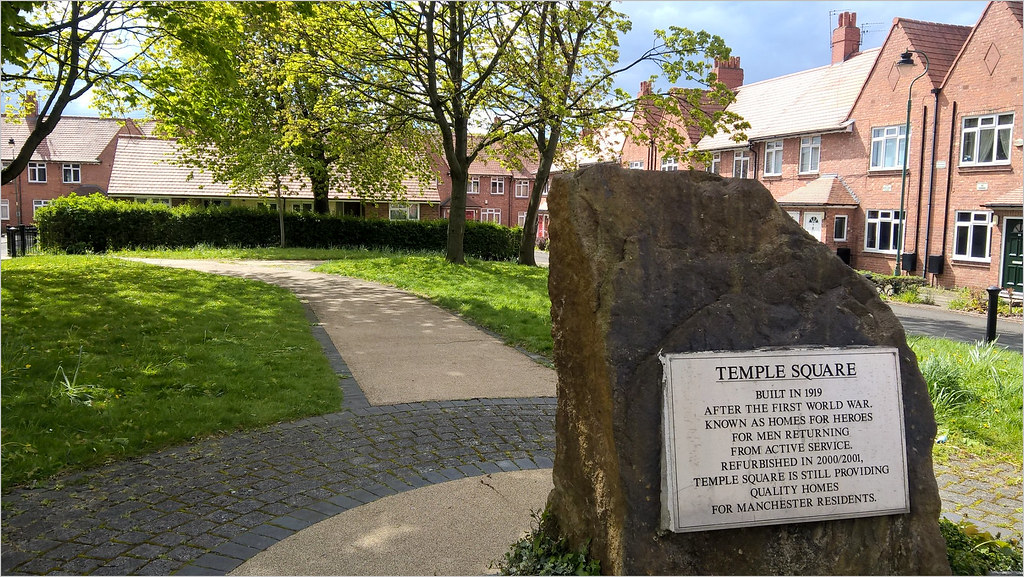 Temple Square Cheetham Hill Manchester Temple Square P Flickr