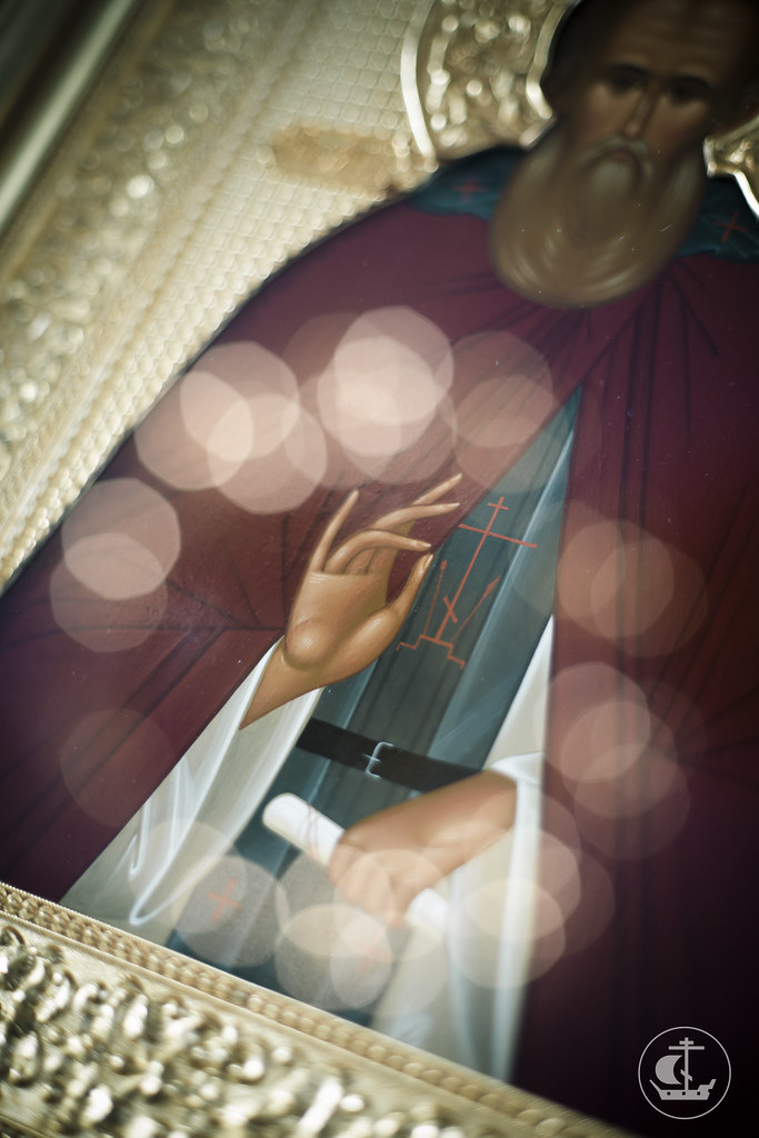 20 мая 2017, Всенощное накануне дня памяти апостола и евангелиста Иоанна Богослова / 20 May 2017, Vigil on the eve of the Remembrance day of the Apostle and Evangelist John the Theologian