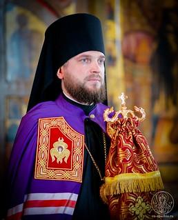 Божественная литургия 755