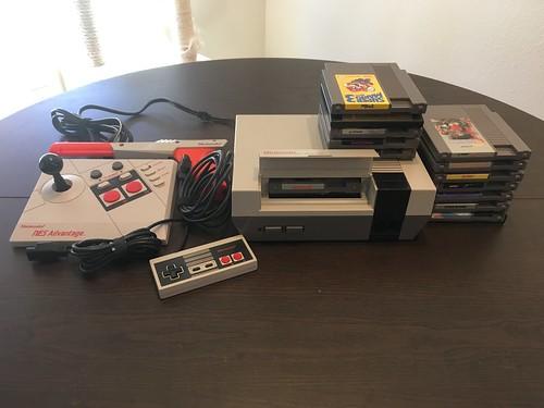 Nintendo Entertainment System | by Ryan Finnie