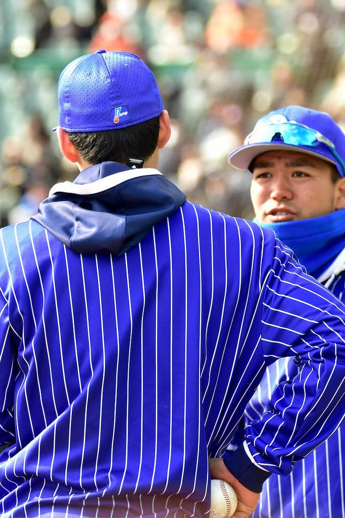 1 熊原健人・#32 髙城俊人 / 横浜DeNAベイスターズ | Sekkie | Flickr