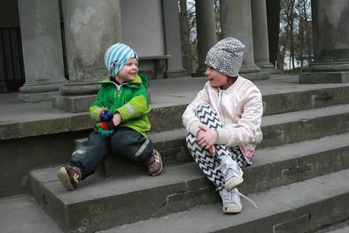 Sander och Ava