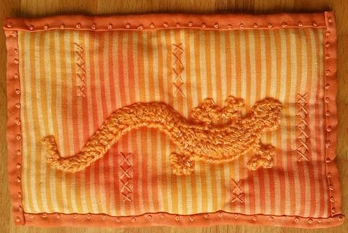 Lizard patch for Jenny