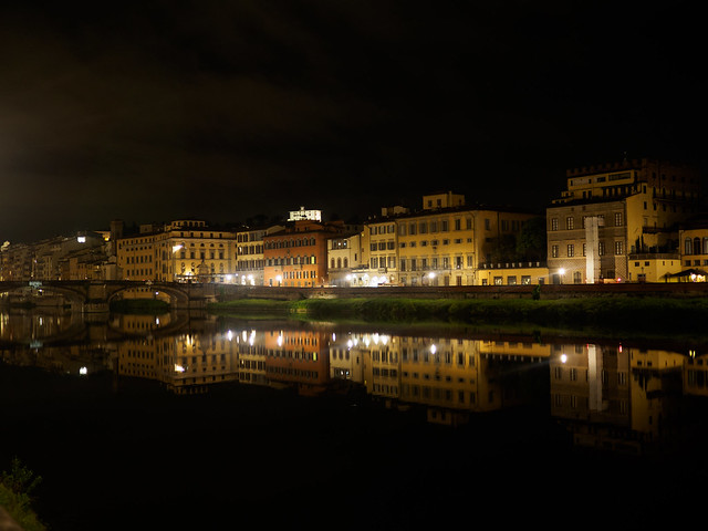 Arno river, Firenze