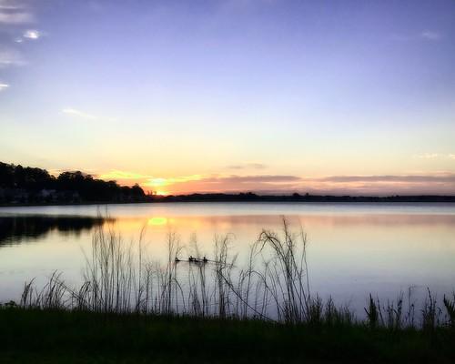 daseye davidadamson iphone orton glow morning lake sunrise dawn