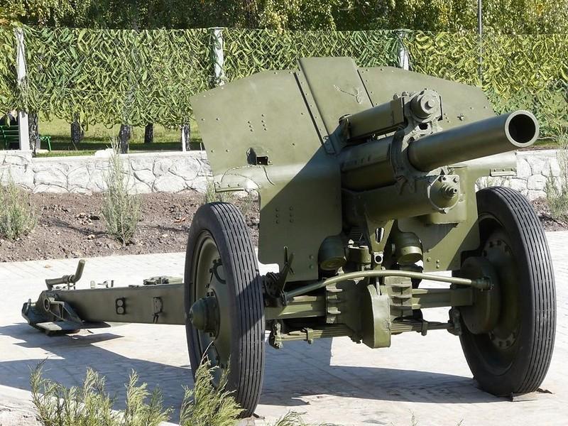 122mm М-30 1