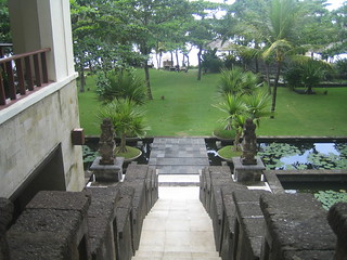 Garden of THE LEGIAN