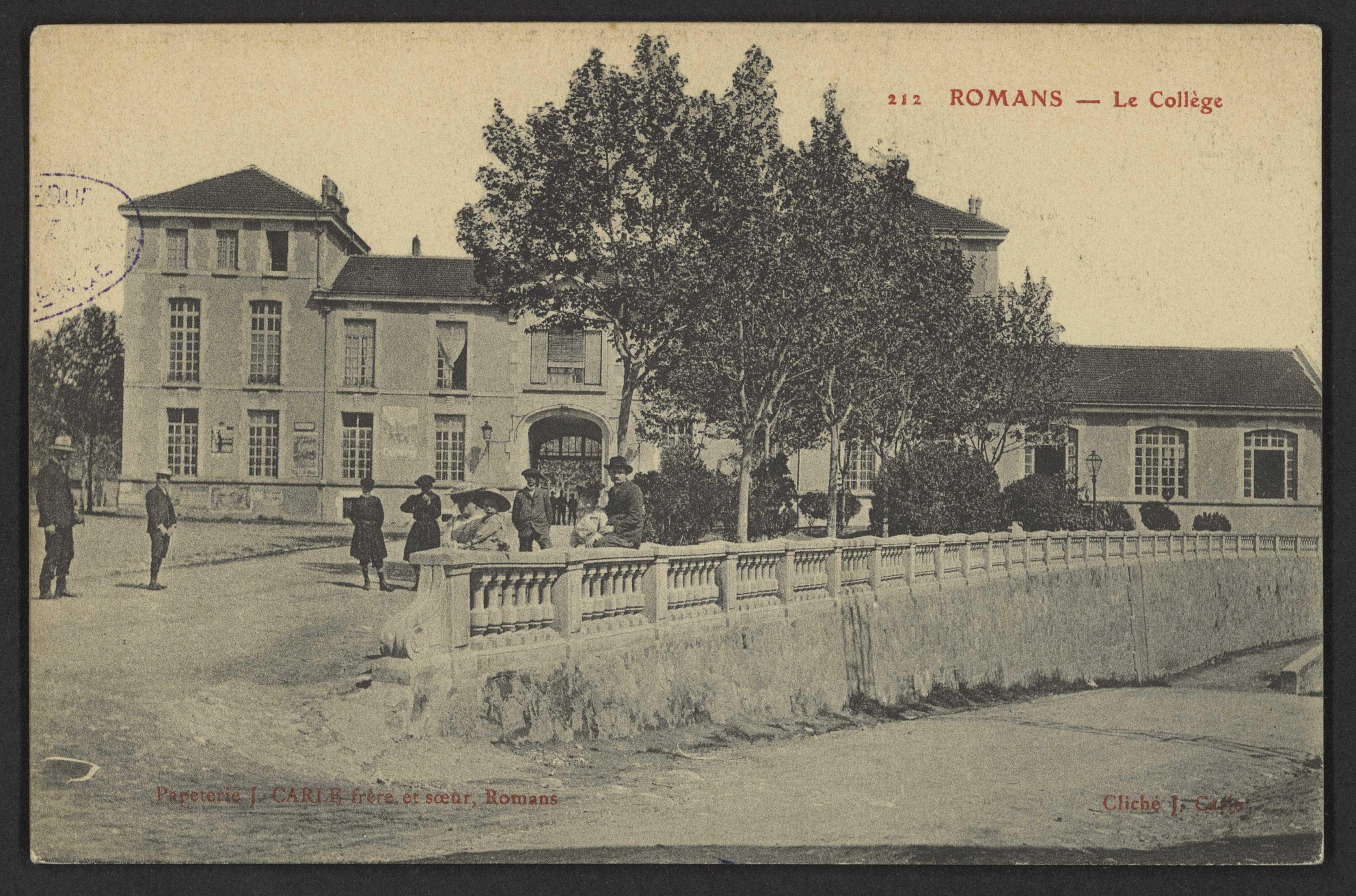Romans - Le Collège