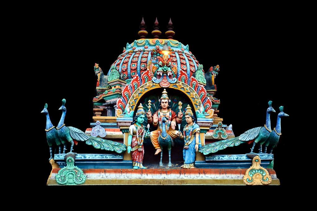 India - Tamil Nadu - Chidambaram - Nataraja Temple - Detai…   Flickr
