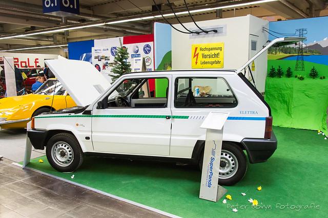 Fiat Panda Elettra - 1990