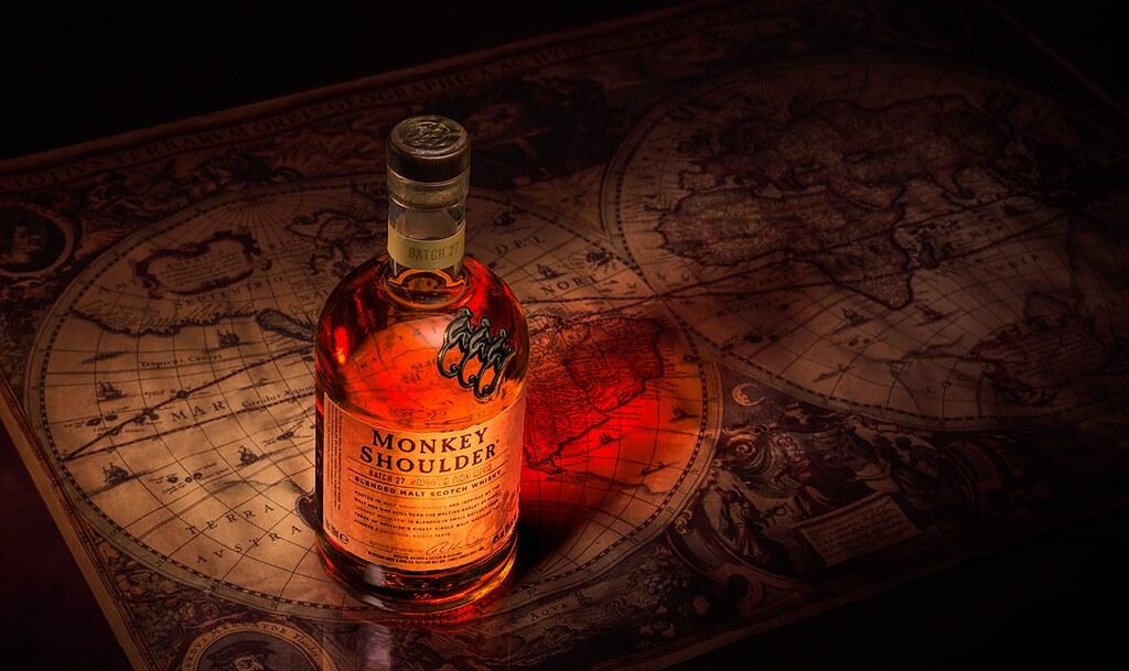 Monkey Shoulder Blended Malt Scotch Whisky   Photography by …   Flickr