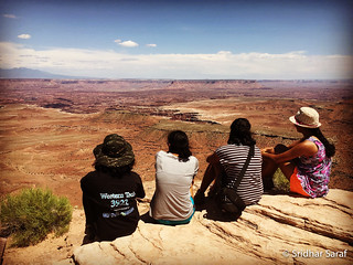 Island in the Sky, Canyonlands National Park, Utah (USA) - June 2016