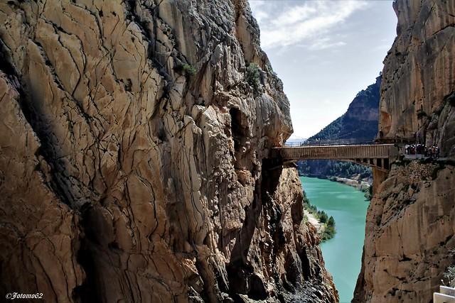 El puente en el Desfiladero