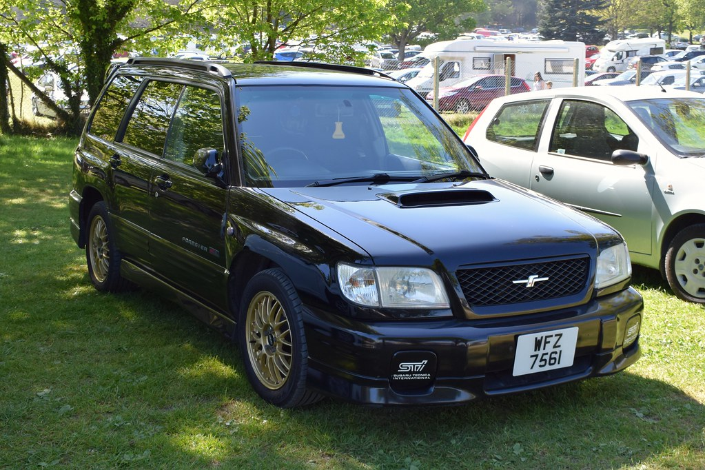 2000 Subaru Forester Sti What A Beauty Imported In 2015