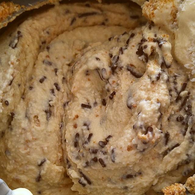 Nanaimo Bar Ice Cream / Fro-Yo