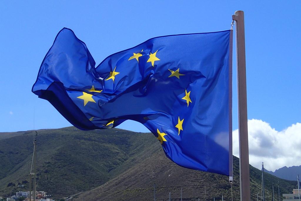 European Union flag P5132670