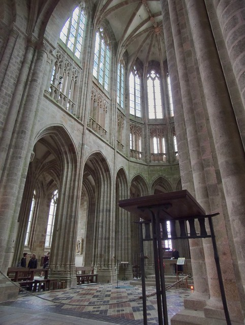 Mont-St.-Michel - Normandy, France  CRW_1477