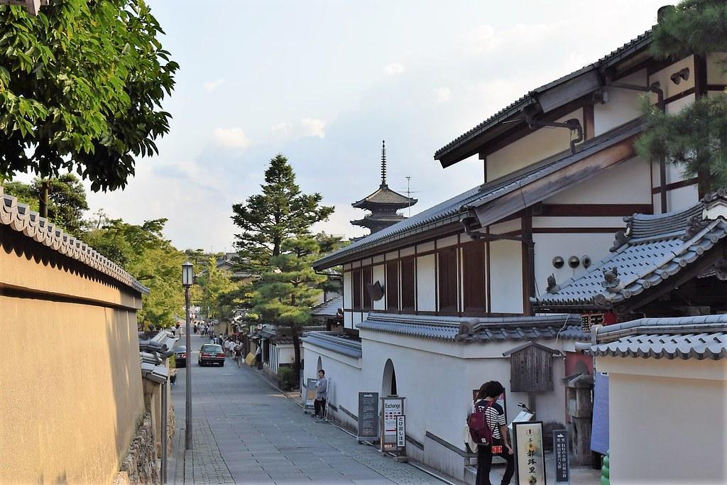In Southern Higashiyama