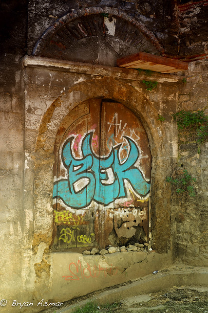 Istanbul Grafitties