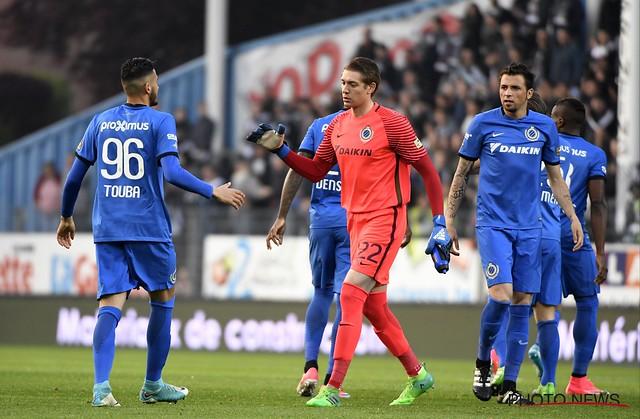 Charleroi - Club 05-05-2017